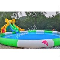 Hot selling portable rectangular adult inflatable pool portable swimming pool for sale