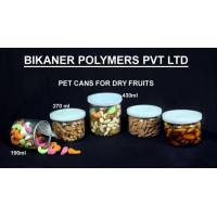 Dry Fruit Packing Cans PET Cans For Dry Fruits