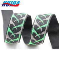 Wholesale Jacquard Wearproof Fabric The Ribbon Boutique For Outside Beach Shoes And Sandal
