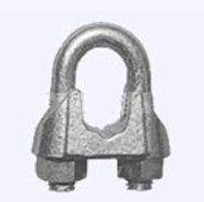 Wholesale U.S. Type Galv Malleable Wire Rope Clips from china suppliers