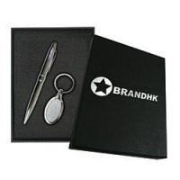 Cross Stratford Pen with Silvered Keyring