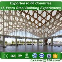 Wholesale space frame structures construction made of stell frame with CE Mark from china suppliers