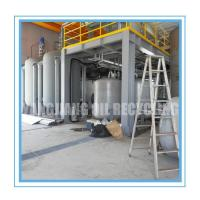 Used Engine Oil Refining Machine
