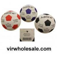 Buy cheap ADMIRAL RUBBER COVER FOOTBALL NYLON WOUND from wholesalers
