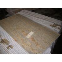 Wholesale Indian Granite Raw Silk Polished Tiles from china suppliers