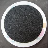 Black silicon carbide sand Black silicon carbide graded sand