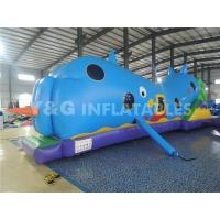 INFLATABLE OBSTACLE Incert channel YO-31