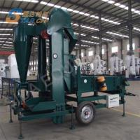 Wholesale Cassava Processing Equipment maize seed/sesame/soya bean cleaning machine from china suppliers