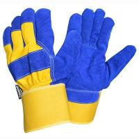 Cow leather work glove thinsulate lining
