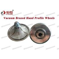 Brazed Hand Profile Wheels Vaccum Brazed Hand Profile Wheels