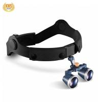Wholesale Medical Loupe Product name: 2.5X medical galileo small headband type dental loupe from china suppliers