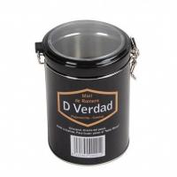 Wholesale Cosmetic Tins Round Metal Baby Power Tin Box Food Grade Tin Container NC2002 from china suppliers