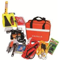 Wholesale 56pcs Top Auto Repair Triangular Roadside Car Emergency Kit from china suppliers