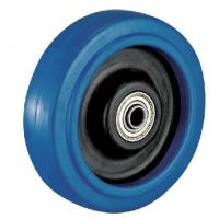Wholesale Product Model:A2072 Product Name:Medium Duty Elastic Rubber wheel caster from china suppliers