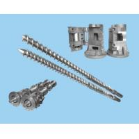 Screw And Barrel For Rubber Machine