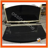 Wholesale Curved Hearth Stone Fireplaces from china suppliers