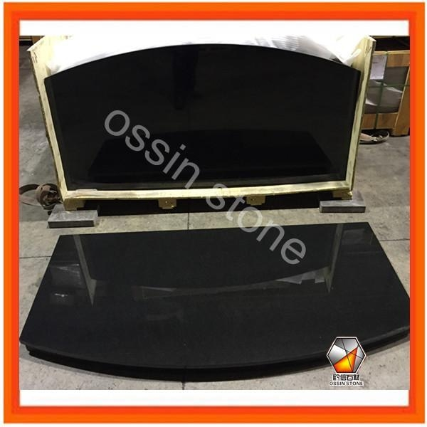 Quality Curved Hearth Stone Fireplaces for sale