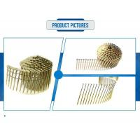 Wholesale E.G 1 1/4 coil roofing nails for pallet from china suppliers