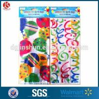Colorful Plastic Packing Bags For Festival Candy Packaging