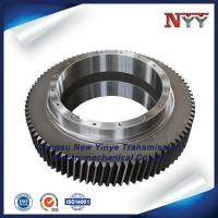 Paper Machinery helical gear