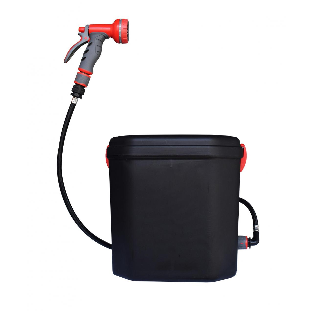 12V portable electric car washing and cleaning kit