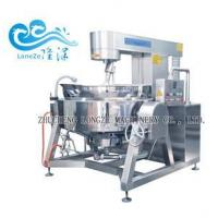 Semi-auto Gas Heated Cooking Mixer 100L-300L