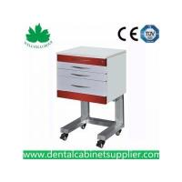 Wholesale Mobile Dental Cabinet SSU-02 Stainless Steel Medical Cart from china suppliers