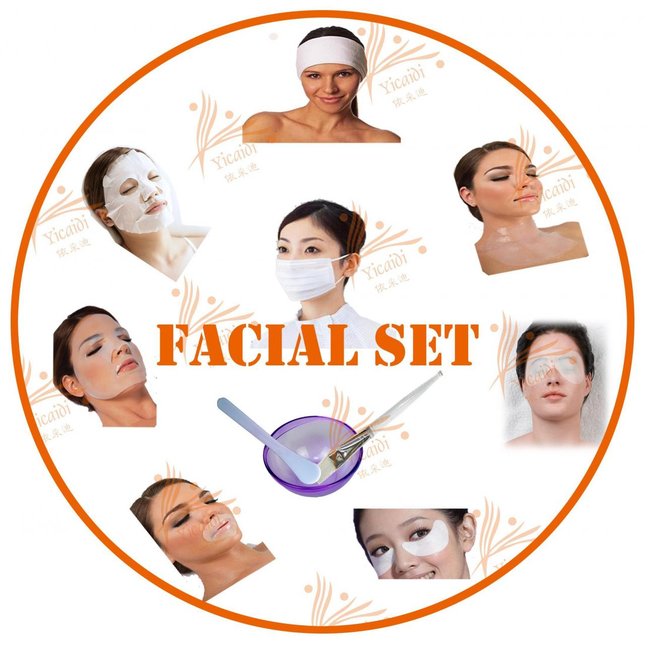 Wholesale Facial set Product nameFACIAL SET from china suppliers