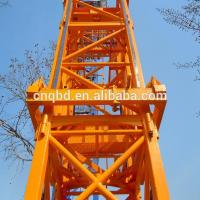 10 ton Best-quality Construction Machinery QTD 5020 Luffing Tower Crane