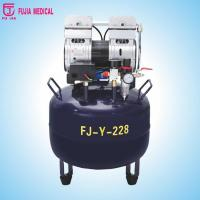 Air compressor 228 with filter