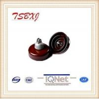132kv porcelain tension electric insulator