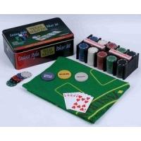 China Casino Style Texas Holdem Poker Set on sale