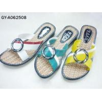 Comfortable Summer Stock Slippers Yiwu Wholesale