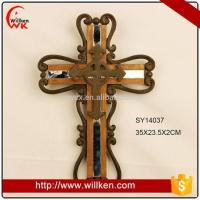 Wholesale Animal Statues Cross pendants christmas outdoor decorations figurine from china suppliers
