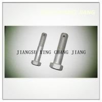 Wholesale THREADED RODS GRADE 8.8 HDG DRILL HOLE HE... from china suppliers