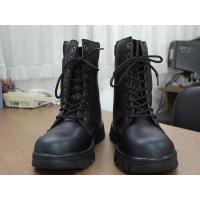 Fire Fighting Series Fireman Leather Shoes