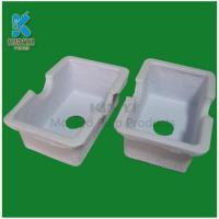 Wholesale biodegradable molded paper pulp packaging tray from china suppliers