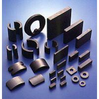 Wholesale Tile ferrite magnets from china suppliers