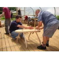 Introduction to green wood furniture making - Devon