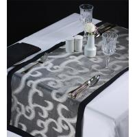 Wholesale Designer Organza Floral Runners & Placemats from china suppliers