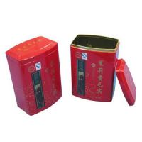 Wholesale Food Packaging Tins F05009 Tea Tins from china suppliers