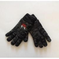 Wholesale Men embrodiered basic glove from china suppliers