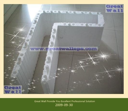 Eps machinery icf brick type a 2 of item 47997109 for Icf blocks for sale