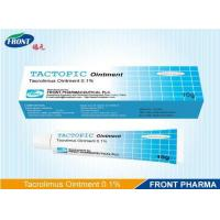 China B504 TACTOPIC OintmentTacrolimus Ointment On Sale