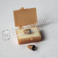 Wholesale XF 205 micro wireless earpieces|gamble cheat from china suppliers