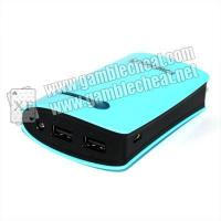 Wholesale XF power bank camera for poker analyzer from china suppliers