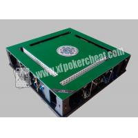 Buy cheap Automatic Mahjong Machine Casino Cheating Devices from wholesalers