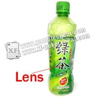 Wholesale XF Green Tea Bottle Lens| Poker Cheat Spy Camera from china suppliers