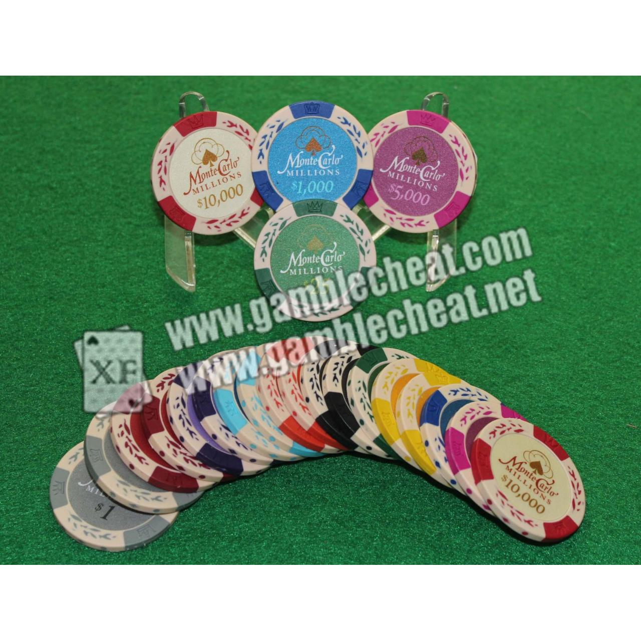 Wholesale XF Forteen Grams Luxury Clay Chip in Hot-sale from china suppliers