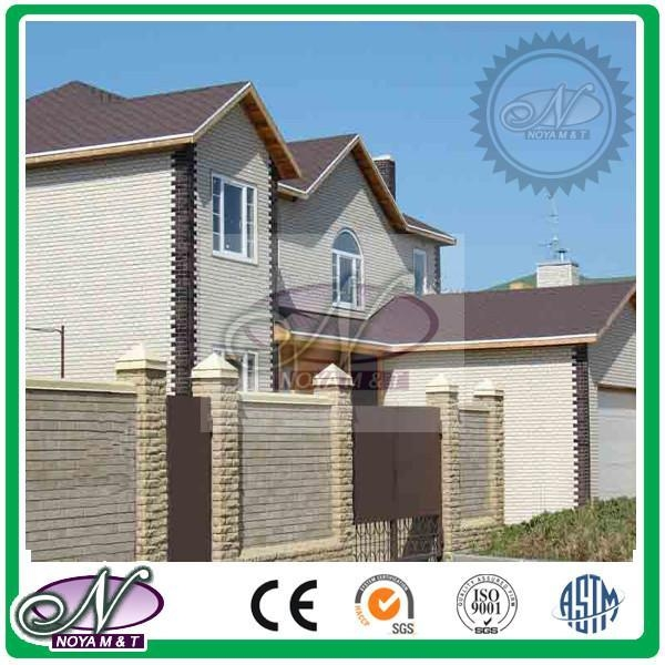Plastic Faux Brick Wall Covering Panels Boards For Exterior Wall Cladding Of Item 47815188
